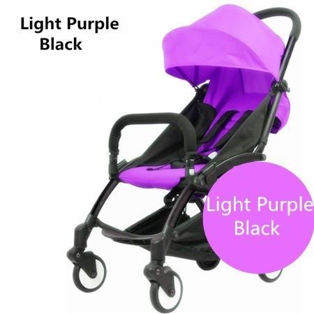 Light purple black