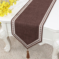 free shipping idyllic table runner high quality table flag bed flag cabinet flag table mat long table cloth
