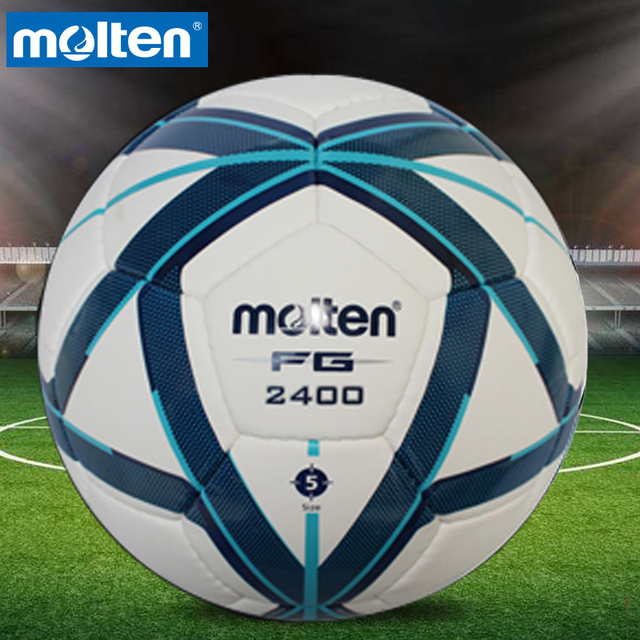 ef4b98c62b Original Molten VG980 F5G2400 Tamanho 5 PU Bola Jogo Profissional balon bola  de futebol gol