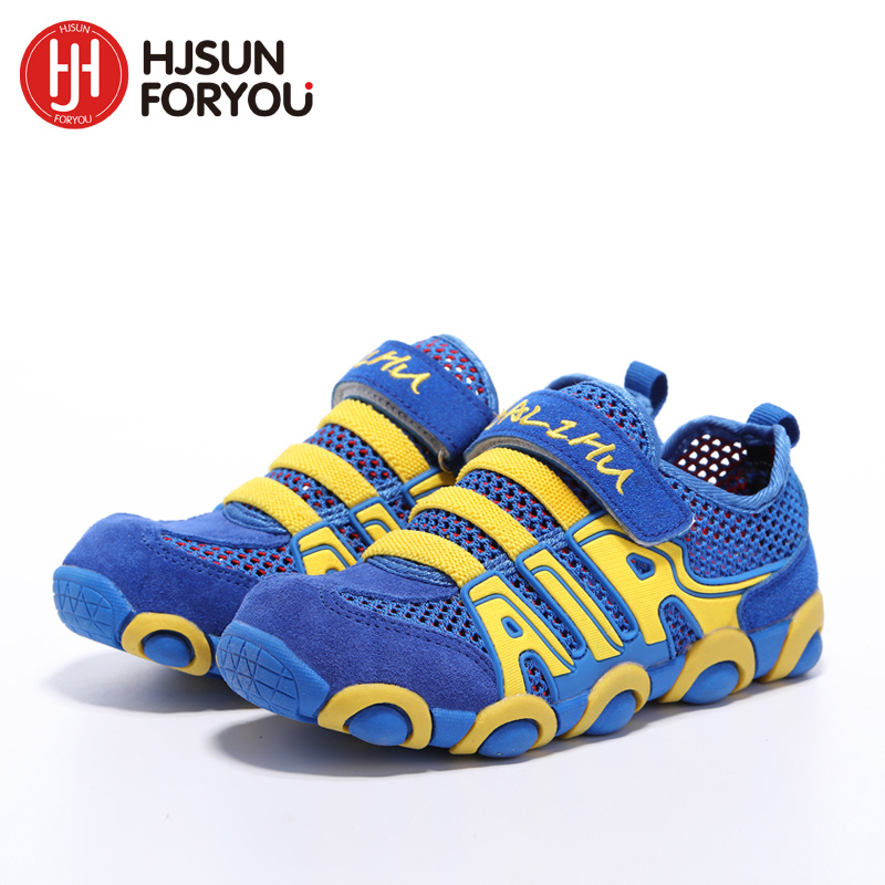 2020 New Spring Summer children sports shoes breathable boys girl fashion sneakers comfortable soft bottom kids running shoes