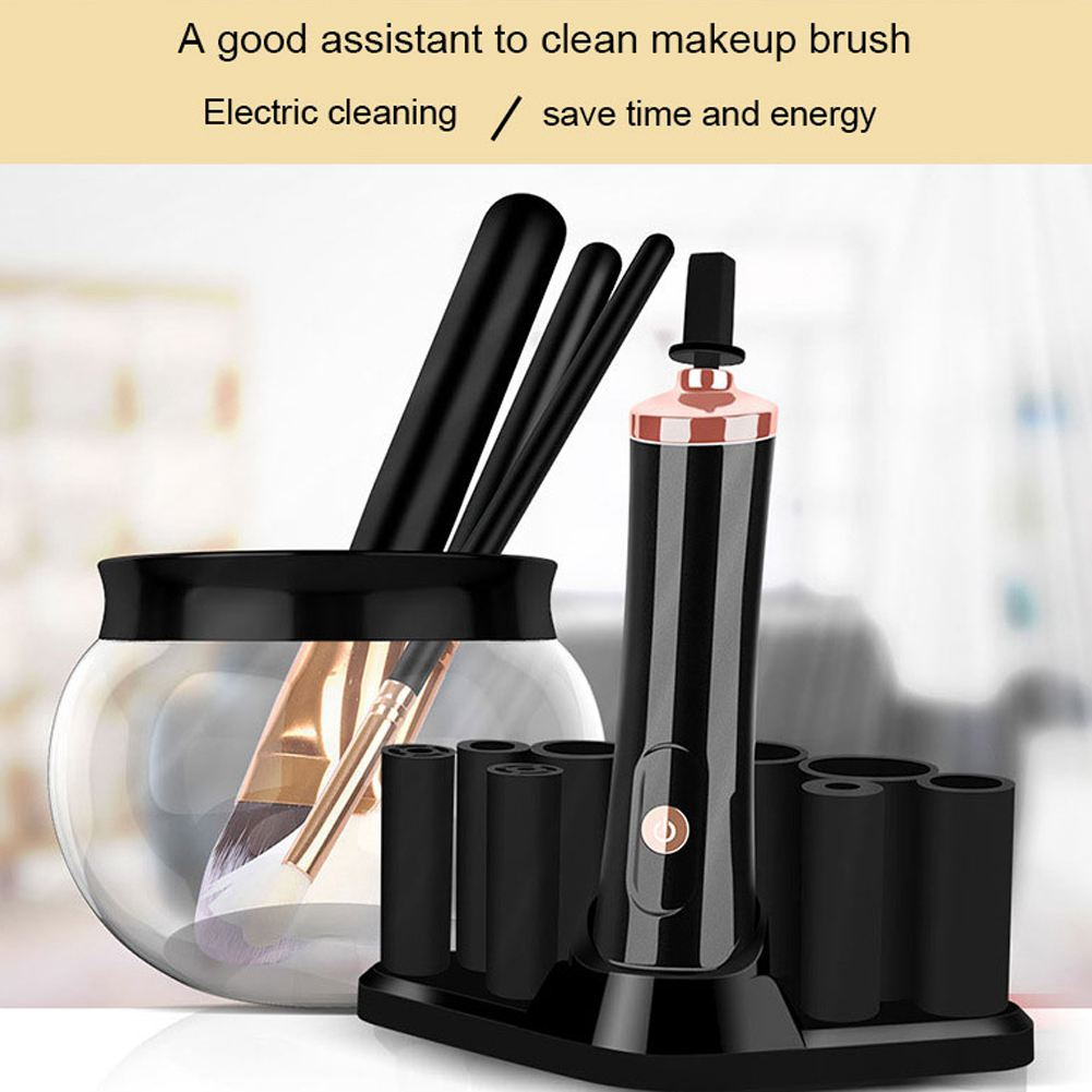 Electric Makeup Brush Cleaner…