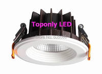 2014 Retrofit New Design 5 15W Round IVAR Epistar High Power Led Cob Down Light Lamps