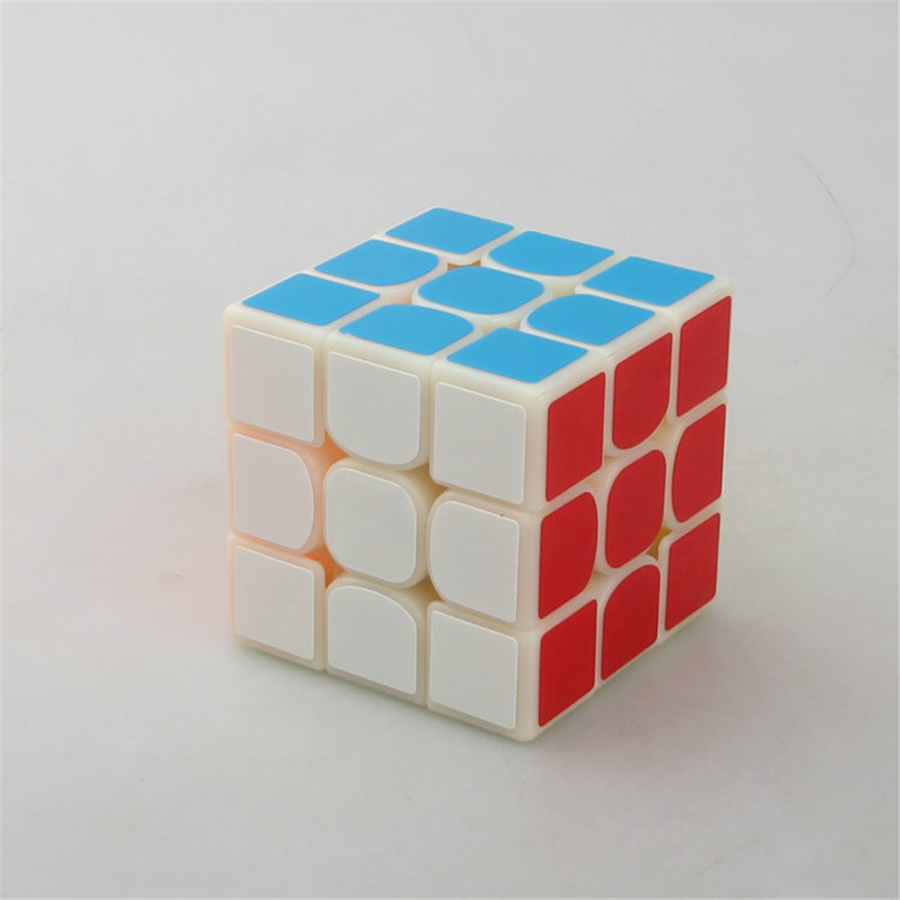 Magic Cube 3x3x3 Mini Smooth Puzzle Professional Puzzle Cube Speed Twist Game Educational Toy Special Toys