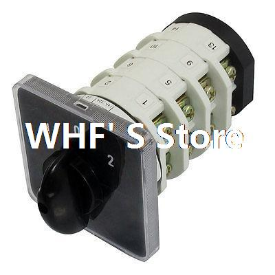690V 32A 16 Terminals 3 Positions On-Off-On Rotary Cam Changeover Switch mebelvia beauty sleep via flex standart 140х200