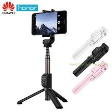 מקורי Huawei הכבוד bluetooth Selfie מקל חצובה אלחוטי חדרגל להארכה כף יד חצובה מחזיק עבור IOS אנדרואיד טלפונים