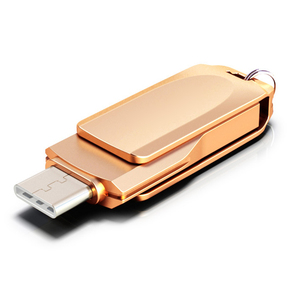 Image 2 - 360 Rotation Pendrive OTG Type C 32GB 16GB 128GB USB Flash Drive Type C For Smart Phone Tablet 64GB Pen Drive For Android Phone