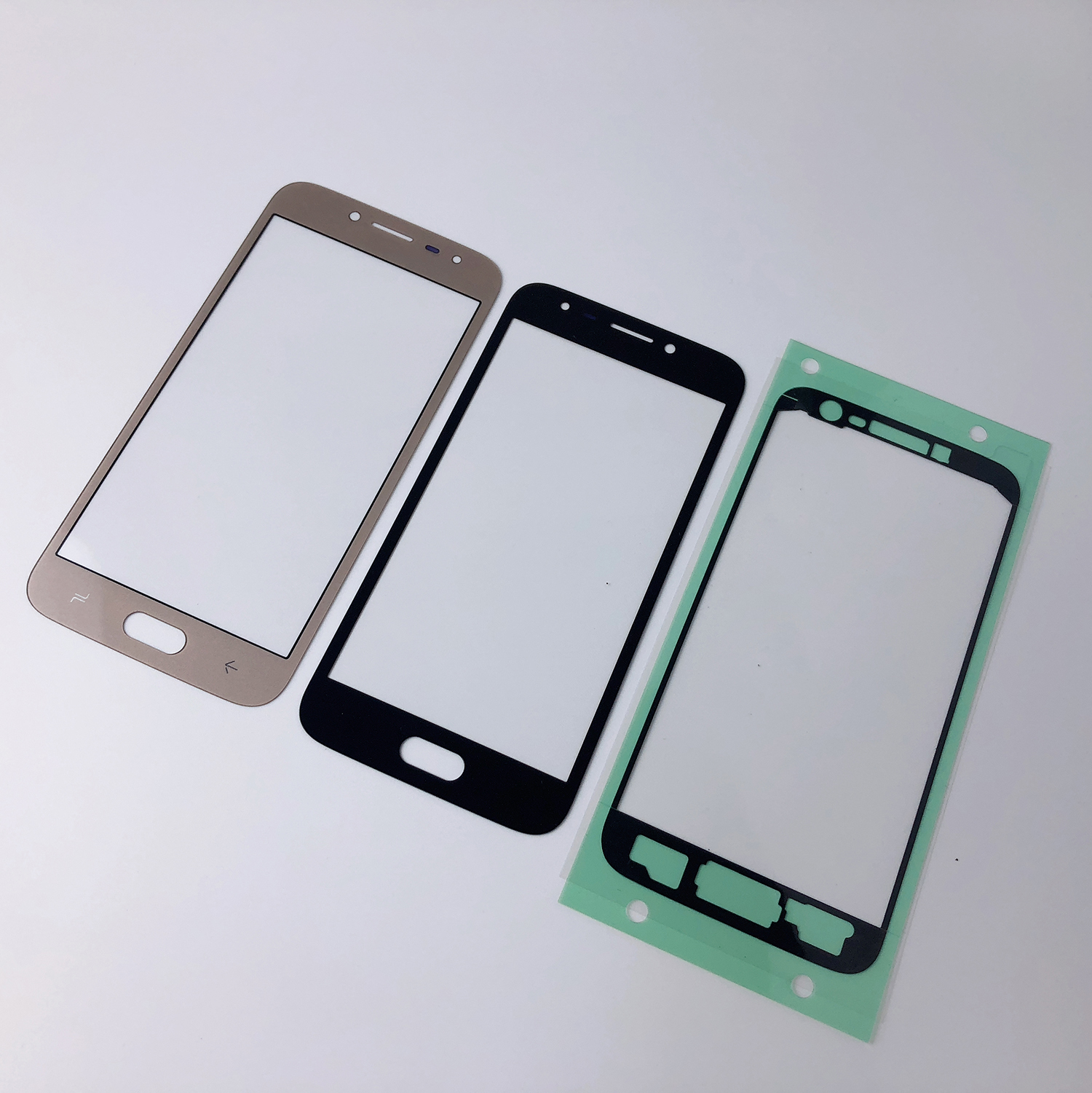 Front Glass Plate For <font><b>Samsung</b></font> <font><b>Galaxy</b></font> <font><b>J2</b></font> Pro <font><b>2018</b></font> <font><b>SM</b></font>-<font><b>J250F</b></font>/DS <font><b>J250F</b></font> J250H J250G J250FN LCD DisplayTouch Screen Sensor + Adhesive image