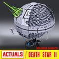 LEPIN 05026 Serie de Star Wars Estrella de La Muerte de La segunda generación de Juguetes de Bloques de Construcción Ladrillos Compatible con 10143