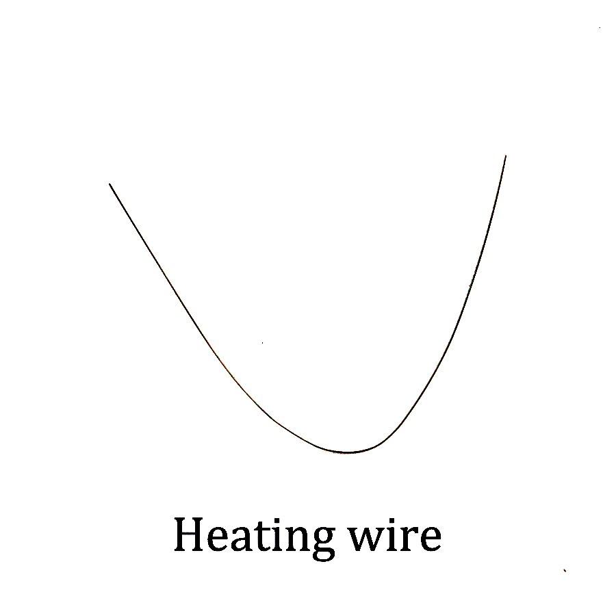 0.6mm Resistance heating Welding wire Nichrome wire DIY Alloy ...