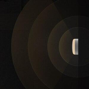 Image 5 - Xiaomi Mijia LED corridoio luce notturna 2 telecomando a infrarossi sensore di movimento del corpo Smart Home per Mihome lampada da notte magnetica
