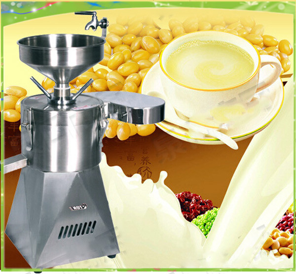 Soybean Milk Making Machine,Soybean Grinder for Making Tofu--Fully 304 STAINLESS STEEL free shipping soybean milk machine soybean milk machine