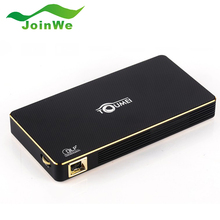 Portable Intelligent Projector C800 Android 4.4.4 CPU RK3128 1G 8G Wifi 2.4G+5G Dual-band Bluetooth 854*480 Smart Beamer