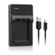 CGA-S005A CGA-S005E USB charger For Panasonic Lumix DMC-FX01