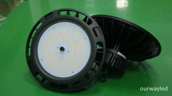 2016 New LED High Bay 150W Warehouse, Shop, Commercial Safety outdoors well-distributed Light Fixture 17000lm!