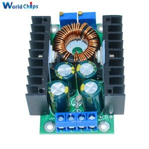 Image 4 - 10PCS 300W XL4016 DC DC Max 9A Step Down Buck Converter 5 40V Zu 1,2 35 V Einstellbare Power Supply Module Led treiber für Arduino