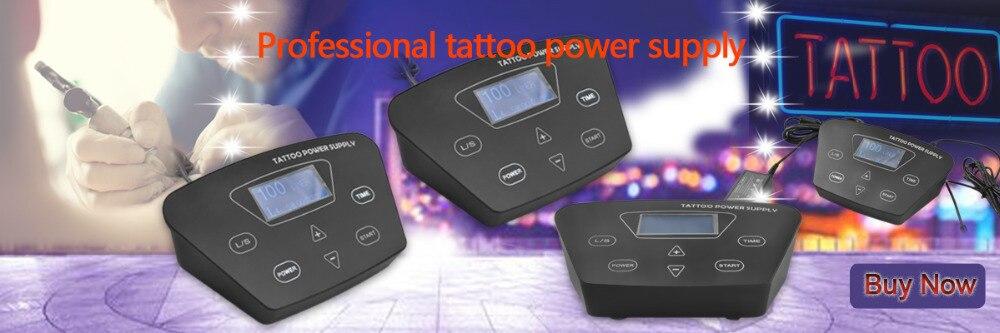power supply tattoo machine tattoo gun