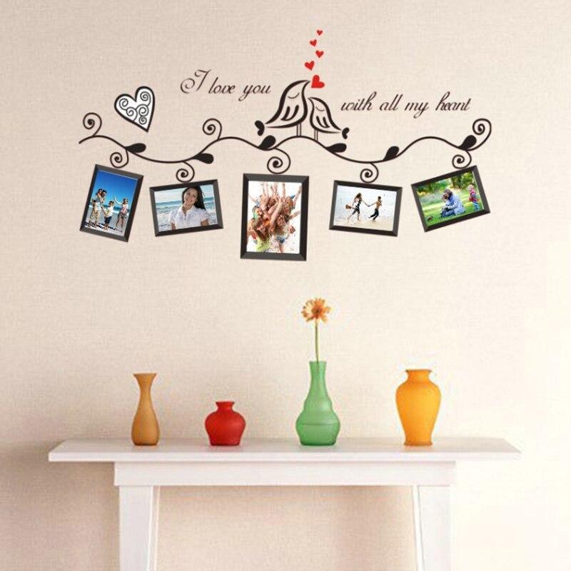 Fein Ich Liebe Dich Bilderrahmen Zeitgenössisch - Bilderrahmen Ideen ...