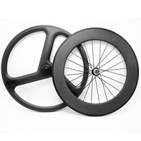 carbon road wheels 700c front and 88mm rear R36 Ceramic bearing 12k matte road bike wheels clincher tubular caron spokes wheel