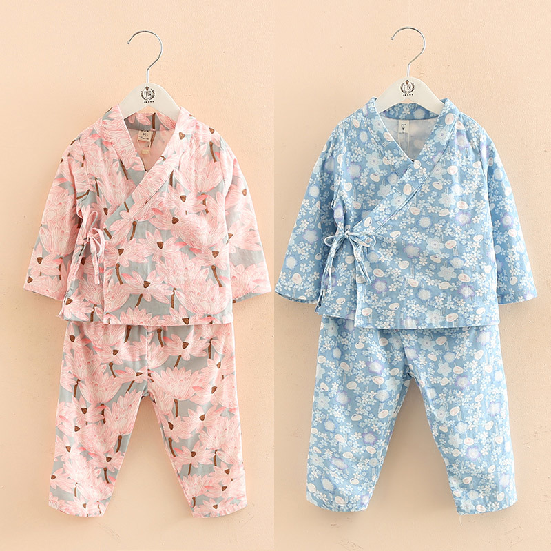 Tz-3585 Children Cartoon Printing Suit 2017 Spring Clothes Korean New Pattern Childrens Garment Home Furnishing Serve Twinset