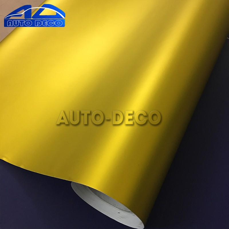 gold-satin-matte-chrome-metallic-vinyl-car-wrap-2