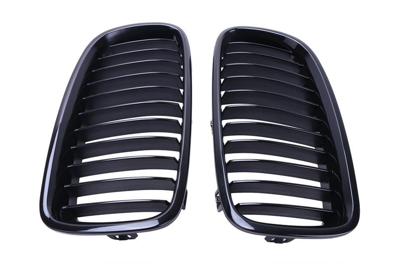 ФОТО Gloss Black Hood Grills Front Grille Grills For BMW F30 F31 F35 3 Seires 320i 328i 335i xDrive 335i 2012-2014 C/5