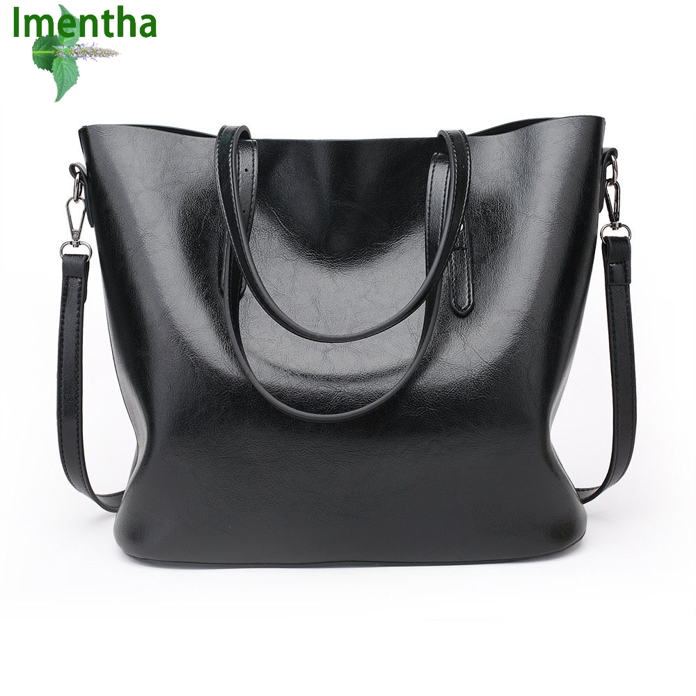 tote bag women leather handbags shoulder bags female black crossbody bags vintage tote bags for women bolsa feminina bolso mujer