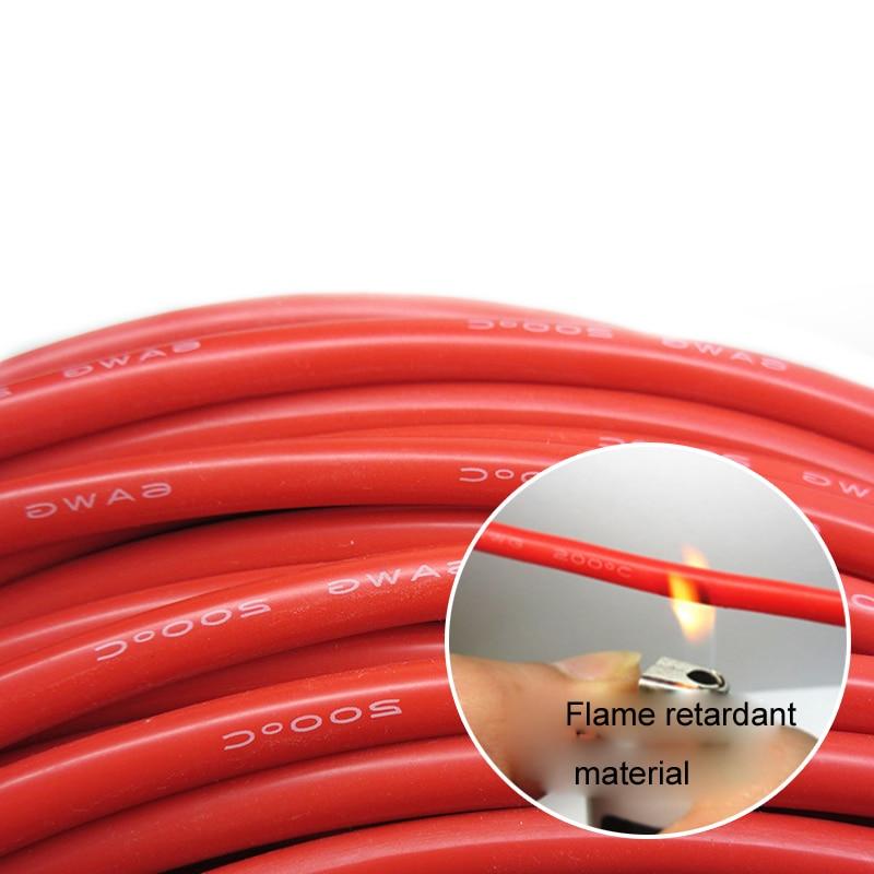 Fios Elétricos 10awg fio de silicone 10 Aplicação : Electrical Equipment & Supplies