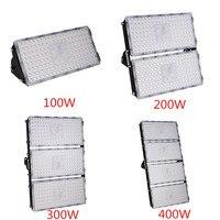 2Pcs Module LED Flood Light 100W 200W 300W 400W 110V 220V SMD 2835 Waterproof LED Outdoor
