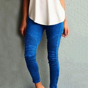 11e0d5b2b8ea6 RAGEDEOR Jeans Women Femme High Elasticity Skinny Trousers