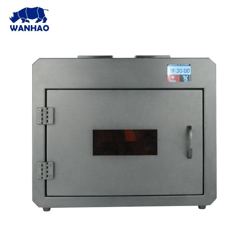 Wanhao новый продукт Boxman отверждающая коробка для отверждения 3d модели печати - 5