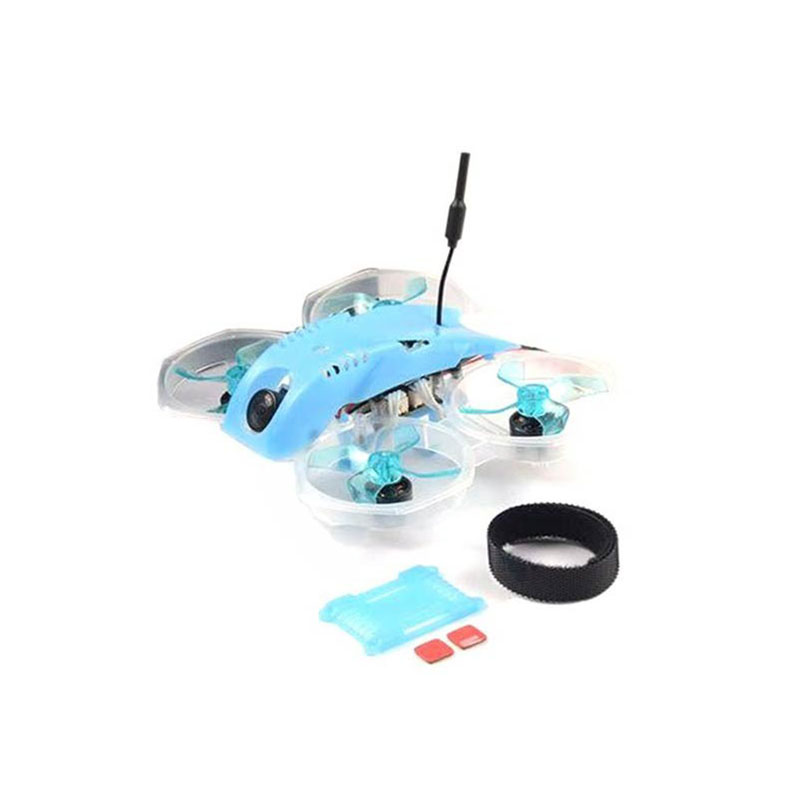 Spedix Rex 80mm Micro Brushless FPV Racing Drone With Frsky Xm Receiver Using Caddx Turbo EOS2