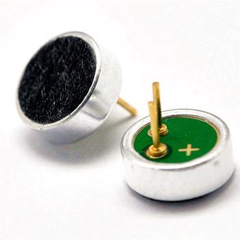 YongYeTai 6*2 2mm mikrofon pojemność mikrofon elektretowy Pickup MP3 akcesoria darmowa wysyłka tanie i dobre opinie standard