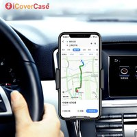 For Samsung Galaxy S10 S10e Wireless Car Charger Phone Holder For Galaxy S10 Plus S9 S8 Plus S7 S6 Edge Stand Qi Wireless Charge