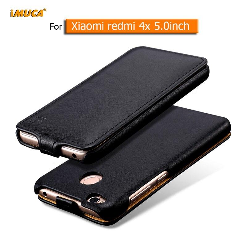 Per xiaomi redmi 4x copertura di caso per xiaomi redmi nota 4x redmi 4x copertura della cassa del telefono iMUCA capa coque per redmi 4x pro vibrazione caso