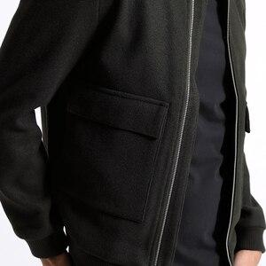 Image 3 - SIMWOOD 2020 wiosna marka odzież kurtka mężczyźni moda Casual odzież wysmuklająca kurtki męskie płaszcze Jaqueta Masculina JK017015