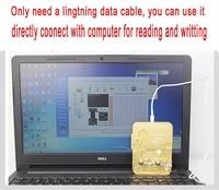 Iphone logic eeprom IC узкополосной eeprom правом записи чтения программист резервного копирования данных для iphone 6 6 P 6 S 6SP 7 7 P