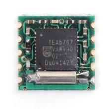 1PCS TEA5767  Programmable Low-power FM Stereo Radio Module For Arduino