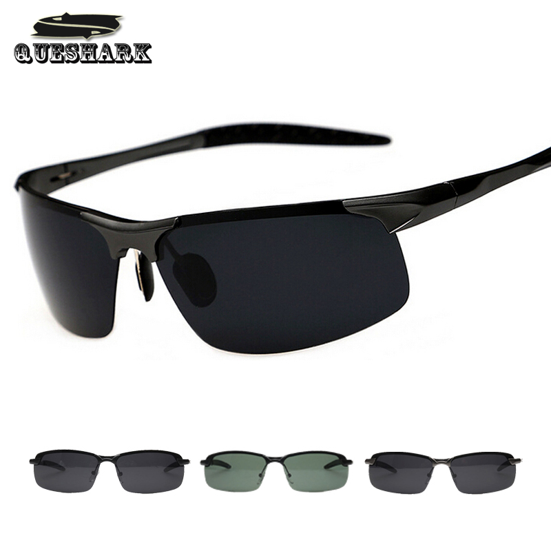 professional military men polarized sunglasses half frame night version driving glasses man classic outdoor sport hiking