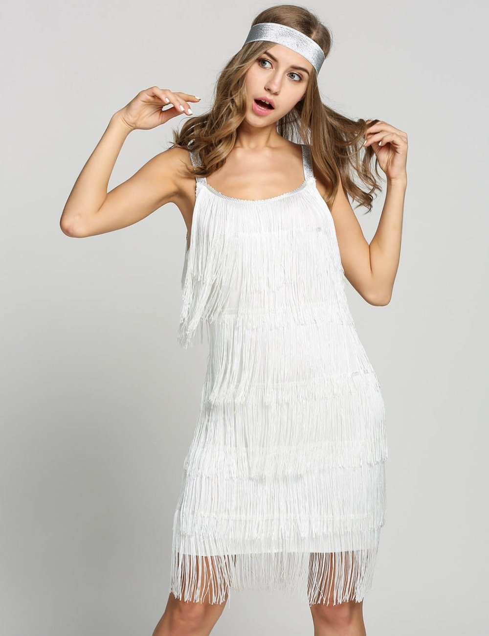 flapper fringe dress (2)