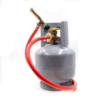 คุณภาพสูง Gas ติดไฟด้วยตนเอง Turbo ไฟฉายท่อประสานเครื่องเชื่อมโพรเพนสำหรับท่อเครื่องปรับอากาศ