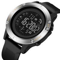 Digital Men's Watch 2019 Sport Wristwatch Distance Step Counter Read Clock 5010 Waterproof Smartwatch for Man relogio