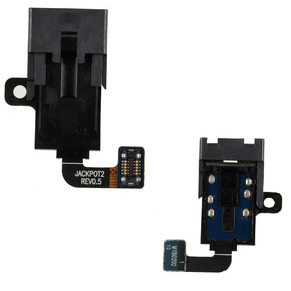 For Samsung Galaxy A8 2018 SM-A530F Galaxy A8+ (2018) OEM Earphone Jack Audio Flex Cable Replace Part