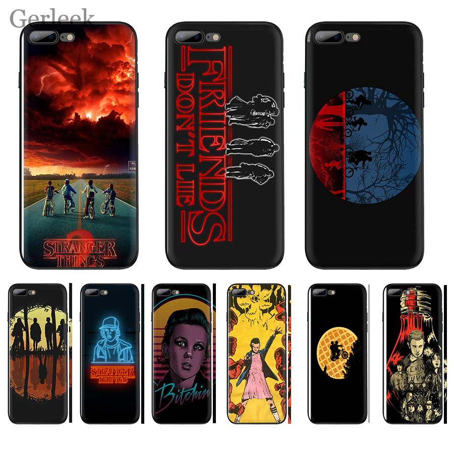 strangers things coque iphone xr