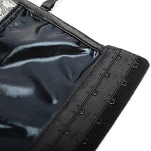 Image 5 - Bustier מחוך דוגמנות רצועת ארוטי סקסי מחוכי גותי סגנון הלבשה תחתונה הרזיה חגורת מחוך מחוך בורלסק מותן מאמן