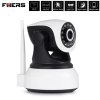 High Quality 720P HD IP Camera IR Cut Night Version Security Camera P2P Onvif WIFI Camera