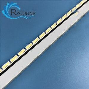 Image 5 - 749mm podświetlenie LED lampa taśmy 92 diody LED dla Samsung 60 cal telewizor z dostępem do kanałów BN96 25449A BN96 25450A V3LE 600SMB R1 V3LE 600SMA R1 3D