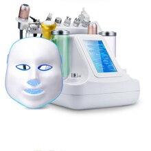 11 в 1 вакуумное очищающее средство для лица массаж пилинг вода кислородная струя кожи лифтинг косметический аппарат для лица