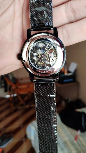 HTB1LJkNaL1H3KVjSZFHq6zKppXa5 Forsining Retro Fashion Design Skeleton Sport Mechanical Watch Luminous Hands Transparent Mesh Bracelet For Men Top Brand Luxury