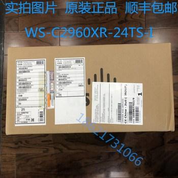 WS-C2960XR-24TS-I Layer 2 Gigabit Switch