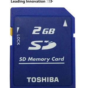 Toshiba 2GB Class2 SD-M02G SD